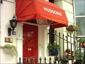 Hudsons Guest House in 