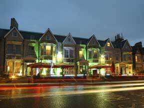 Carlton Hotel in Northumberland