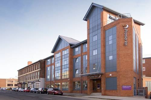Premier Inn Chester City Centre in Chester