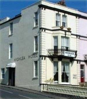 Highlea Guest House in Weston-Super-Mare
