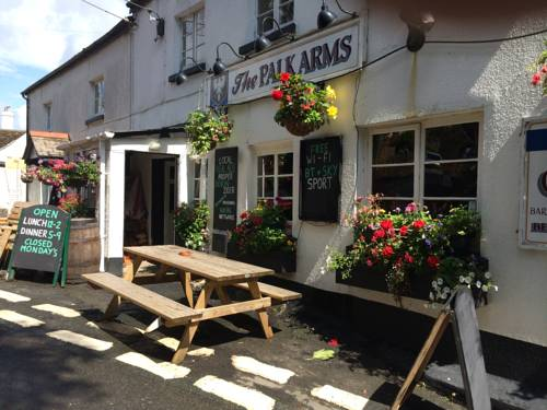 The Palk Arms in Devon