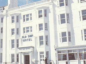The Old Ship Hotel Brighton in 
