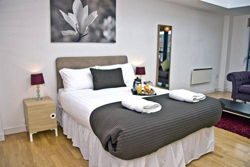Base Serviced Apartments - East Village in Liverpool