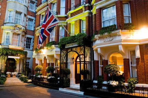 Dukes Hotel in London