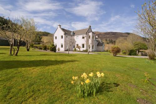 Bealach House in Scotland