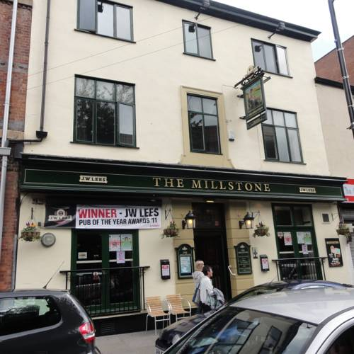 The Little Northern Hotel at the Millstone in Manchester