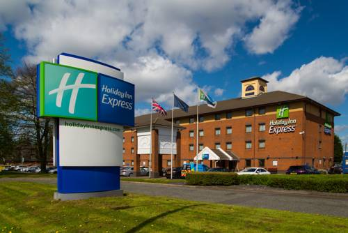 Holiday Inn Express Birmingham Oldbury M5, Jct.2 in Birmingham