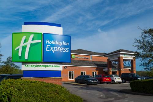 Holiday Inn Express Manchester East in Manchester