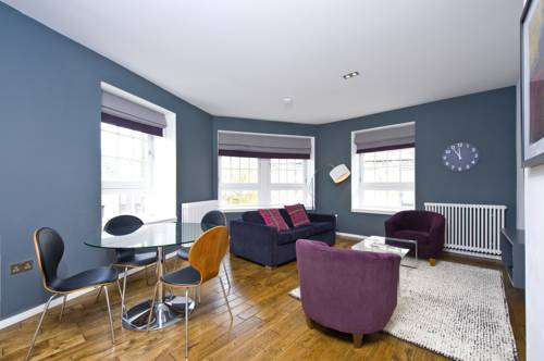 Destiny Scotland -The Malt House Apartments in Edinburgh
