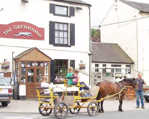 The Greyhound Inn in Cumbria