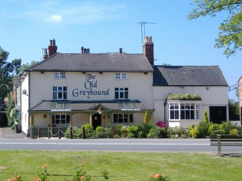 The Old Greyhound Inn