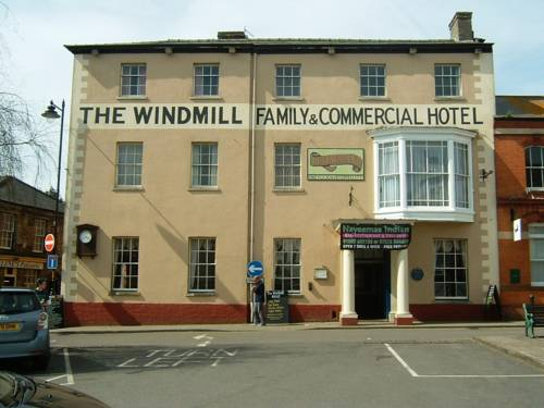 The Windmill Family and Commercial Hotel
