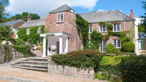 Boscundle Manor in Cornwall