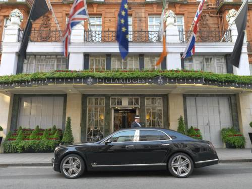 Claridge's in London