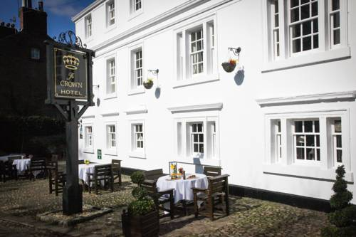 Crown Hotel Wetheral in Cumbria