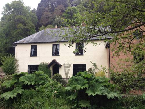 Dunster Mill House in Devon