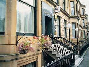 The Ewington City Hotel in Glasgow