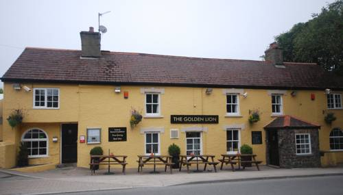 The Golden Lion Inn in