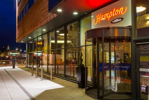 Hampton By Hilton Liverpool City Centre in Liverpool