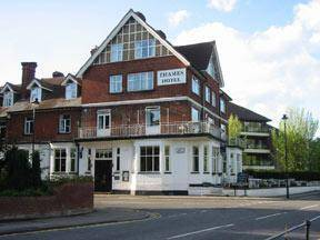 The Thames Hotel in