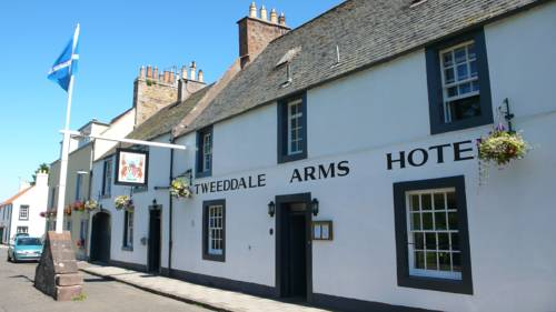 Tweeddale Arms Hotel in Scotland