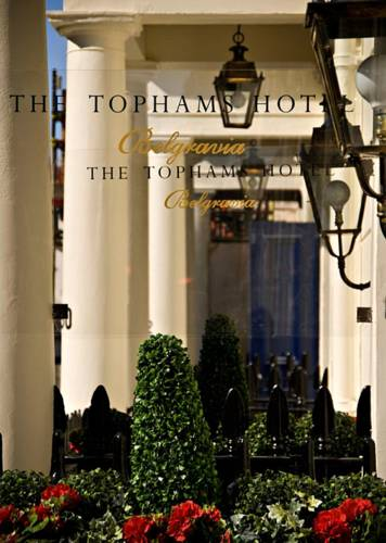 The Tophams Hotel in London