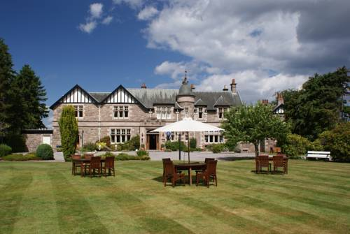 Ramnee Hotel in Scotland
