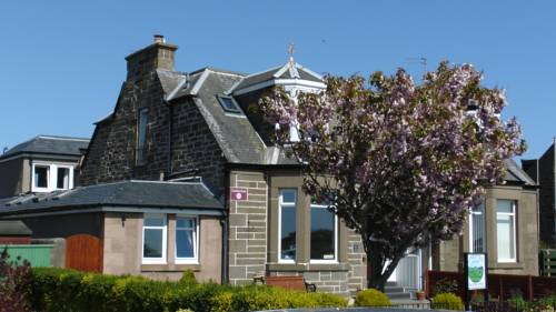 Linksview Guest House Carnoustie in Scotland