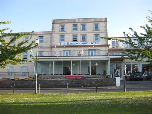 The Babbacombe Hotel in Paignton