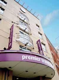 Premier Inn - Nottingham