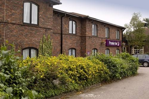 Premier Inn Carlisle Central North in Cumbria