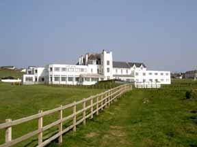 The Cliff Hotel and Spa in