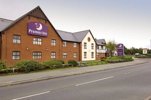 Premier Inn Chester Central - South East in Chester