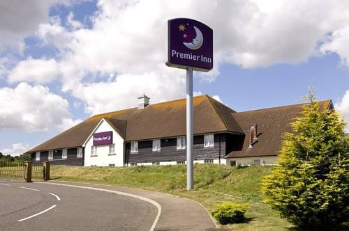 Premier Inn Whitstable in Canterbury