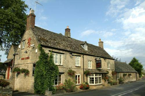 The Red Lion Inn in Cotswolds
