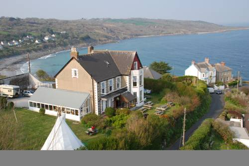 YHA Coverack in Cornwall