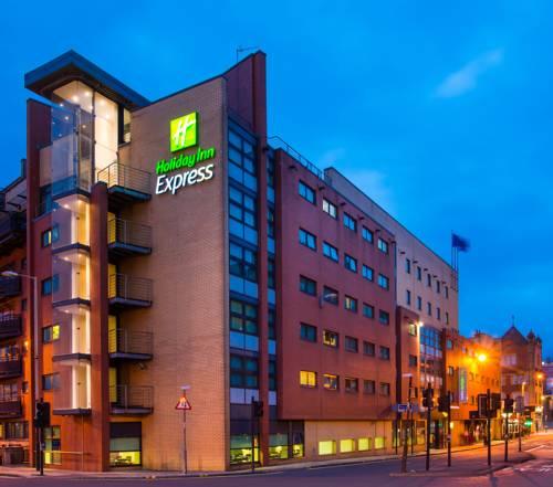 Holiday Inn Express Glasgow City Riverside in Glasgow
