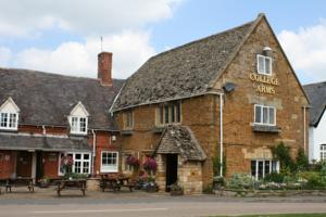 The College Arms in Cotswolds