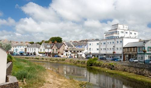 The Strand Hotel Bude in Cornwall
