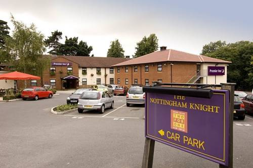 Premier Inn Nottingham South in Nottingham