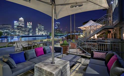 DoubleTree by Hilton London � Docklands Riverside