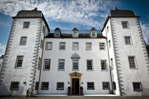 Mercure Barony Castle Hotel and Spa in Scotland