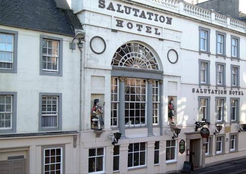 Salutation Hotel in Perth