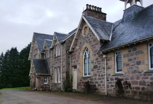 The Old Manse in Scotland