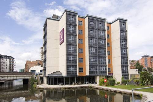 Premier Inn Nottingham Arena - London Road in Nottingham