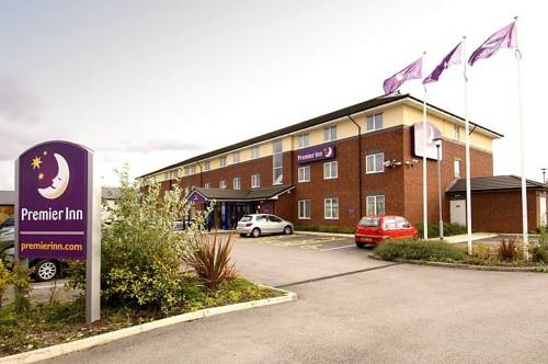 Premier Inn Warrington Central North