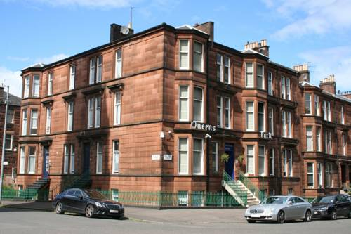Queenspark Budget Hotel in Glasgow
