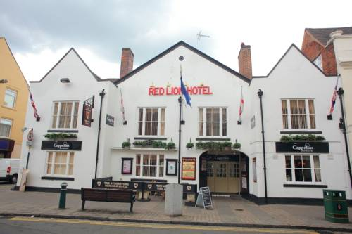 The Atherstone Red Lion Hotel in