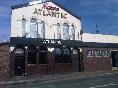 Atlantic Corner in Liverpool