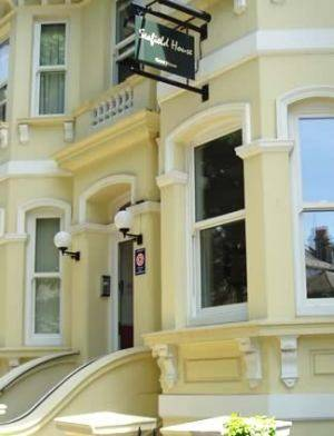 Seafield House in Brighton